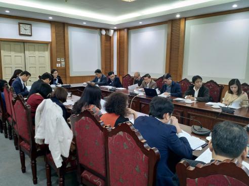 Tiểu ban Văn hóa (Ủy ban Quốc gia UNESCO Việt Nam) họp tổng kết công tác năm 2019 và thảo luận kế hoạch công tác năm 2020
