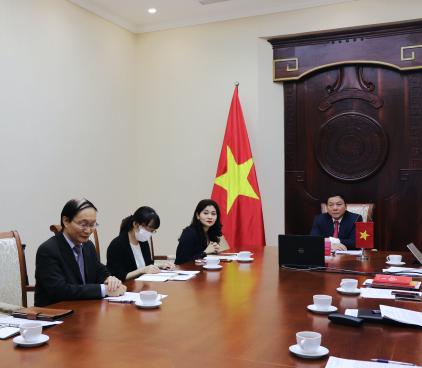 Việt Nam và Nhật Bản tăng cường hợp tác về bản quyền  trong không gian mạng