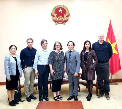 Dàn nhạc Giao hưởng Minnesota, Hoa Kỳ dự kiến biểu diễn tại Việt Nam nhân kỷ niệm 25 năm quan hệ ngoại giao