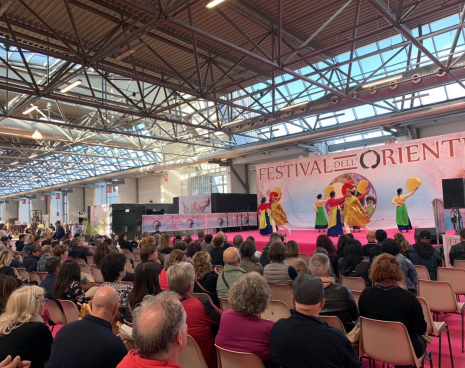 Việt Nam tham dự Lễ hội Phương Đông tại Tuscany, Italia