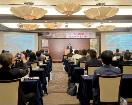 Chương trình Giới thiệu Du lịch Việt Nam tại Sapporo, tỉnh Hokkaido