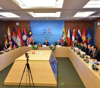 """Thứ trưởng Tạ Quang Đông tham dự Hội nghị quốc tế """"Đối tác nghị viện về hợp tác văn hóa, giáo dục vì sự phát triển bền vững"""""""