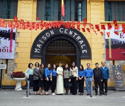 Chi đoàn Cục Hợp tác quốc tế triển khai các hoạt động hưởng ứng Tháng thanh niên và kỷ niệm 90 năm ngày thành lập Đoàn TNCS Hồ Chí Minh