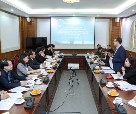 """Hội nghị khảo sát, đánh giá việc thực hiện Kết luận số 16-KL/TW của Bộ Chính trị về """"Chiến lược phát triển thông tin đối ngoại giai đoạn 2011-2020"""""""