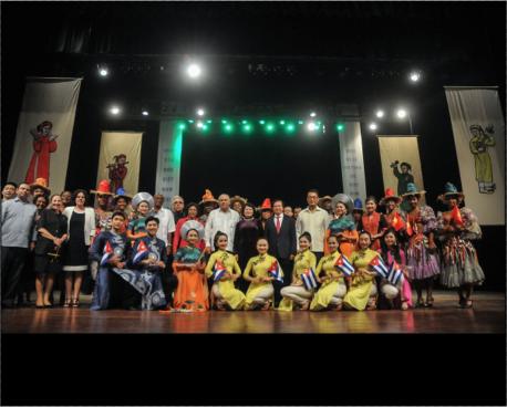 Những ngày Văn hóa Việt Nam tại Cuba 2019