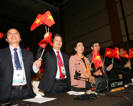 Hát Xoan Phú Thọ  được đưa ra khỏi Danh sách Di sản văn hóa phi vật thể cần bảo vệ khẩn cấp và ghi danh tại Danh sách Di sản văn hóa phi vật thể đại diện của nhân loại
