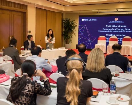 """Hội thảo """"Vai trò của Không gian văn hóa và sáng tạo trong nền kinh tế sáng tạo Việt Nam"""""""