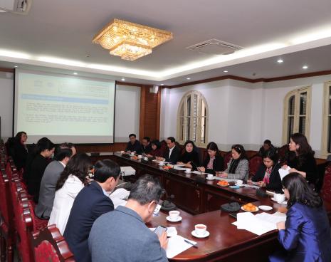 Tiểu ban Văn hóa (Ủy ban Quốc gia UNESCO Việt Nam) họp tổng kết công tác năm 2020 và trao đổi định hướng công tác năm 2021