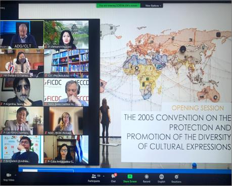 Việt Nam trúng cử Thành viên Uỷ ban liên chính phủ Công ước UNESCO về Bảo vệ và phát huy sự đa dạng của các biểu đạt văn hoá
