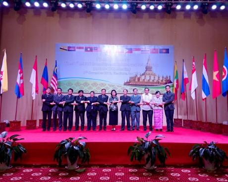 Việt Nam tham dự Hội nghị lần thứ 51 Ủy ban Văn hóa Thông tin ASEAN (ASEAN-COCI) tại Viêng Chăn, Lào