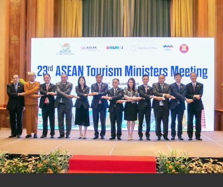 Thứ trưởng Bộ Văn hóa, Thể thao và Du lịch Lê Quang Tùng tham dự  Hội nghị Bộ trưởng Du lịch ASEAN lần thứ 23 tại Brunei Darussalam