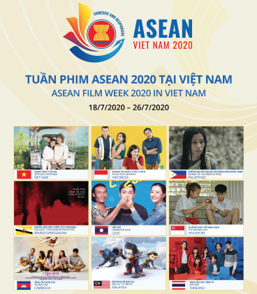 Tuần Phim ASEAN 2020 tại Việt Nam