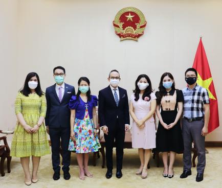 Tổ chức các hoạt động văn hóa kỷ niệm 45 năm quan hệ ngoại giao Việt Nam-Thái Lan