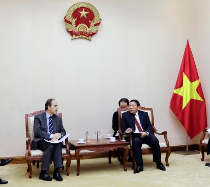 Tăng cường hợp tác văn hóa, thể thao và du lịch giữa Việt Nam - Hy Lạp thực chất và hiệu quả