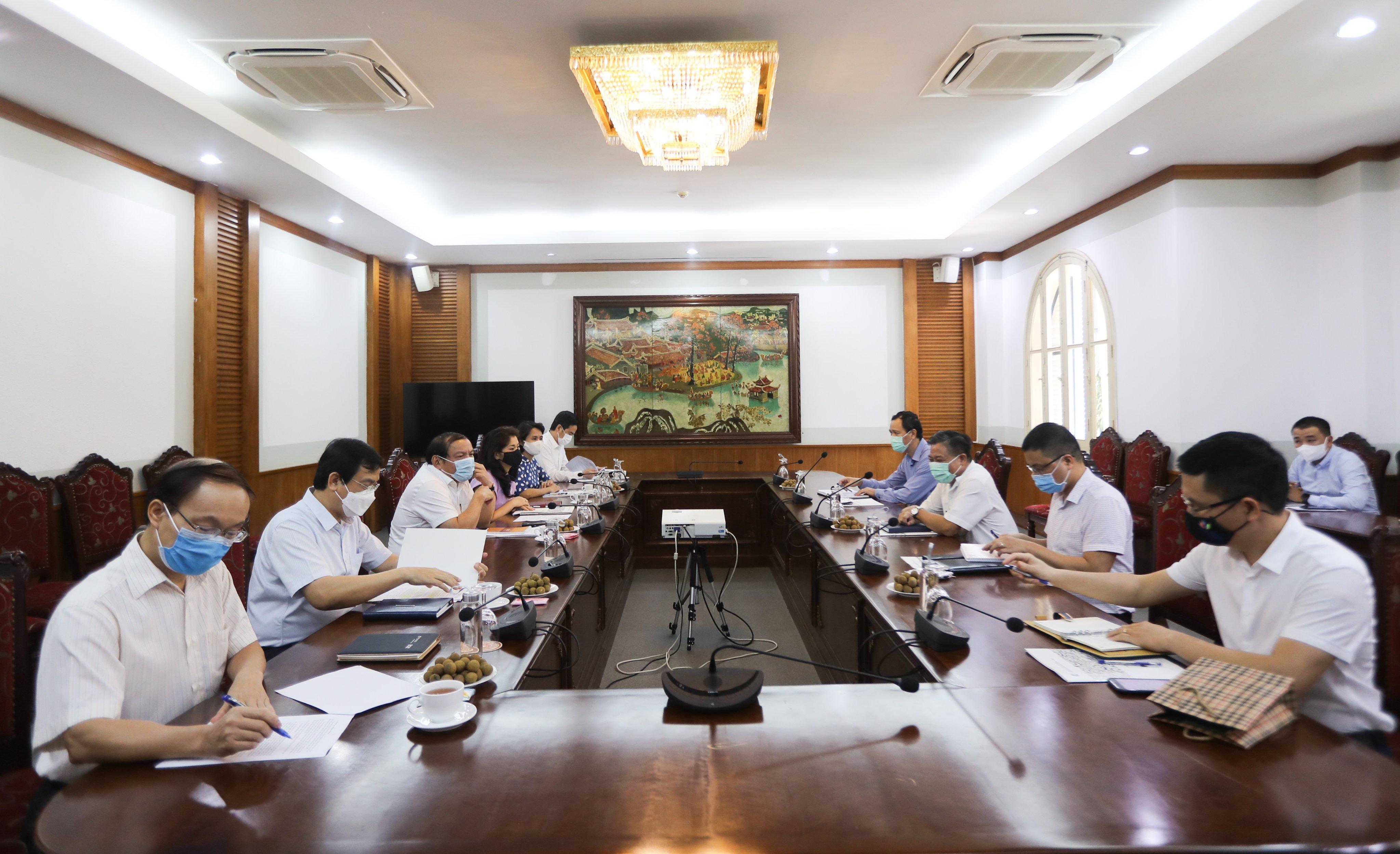 Nâng tầm hợp tác văn hóa, thể thao và du lịch Việt Nam-Campuchia phục vụ cộng đồng và gắn kết các địa phương