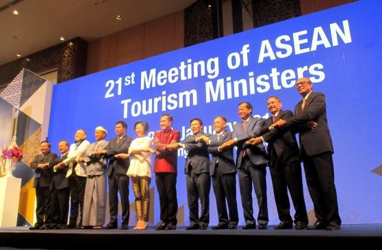 Bộ trưởng Nguyễn Ngọc Thiện tham dự Diễn đàn Du lịch ASEAN 2018 tại Chiang Mai, Thái Lan