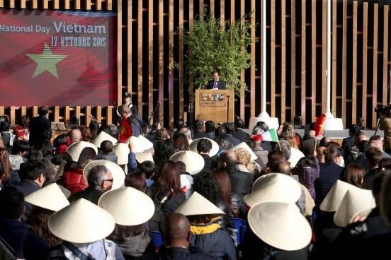 Ngày Việt Nam tại EXPO 2015 Milano, Italia