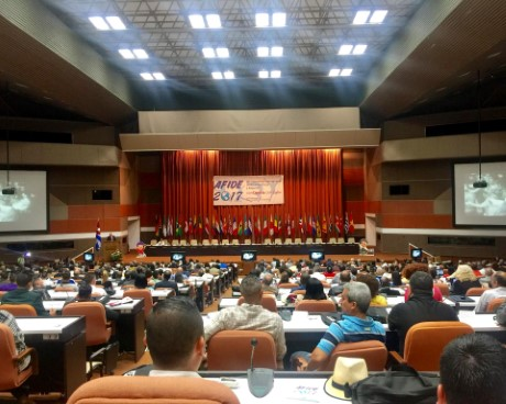 Việt Nam tham dự Hội nghị quốc tế lần thứ 7 về hoạt động thể chất và thể thao Afide 2017