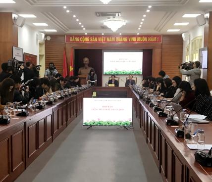 Lễ Công bố Logo Năm Chủ tịch ASEAN 2020 tại Việt Nam