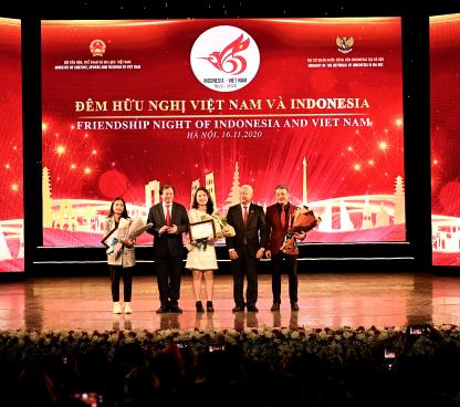 Đêm Hữu nghị Việt Nam - Indonesia