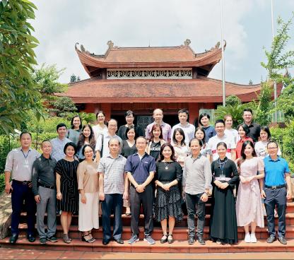 """Cục Hợp tác quốc tế và Hành trình về với Thái Nguyên """"Thủ đô gió ngàn"""""""