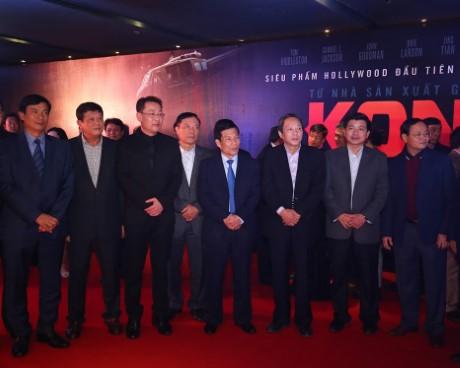 Việt Nam sẽ là điểm đến của các nhà làm phim Hollywood