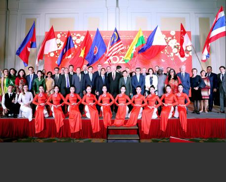 Bộ VHTTDL tổ chức Gặp mặt chào xuân mới Canh Tý 2020
