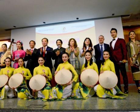 Ngày Văn hoá Việt Nam tại Barcelona, Tây Ban Nha