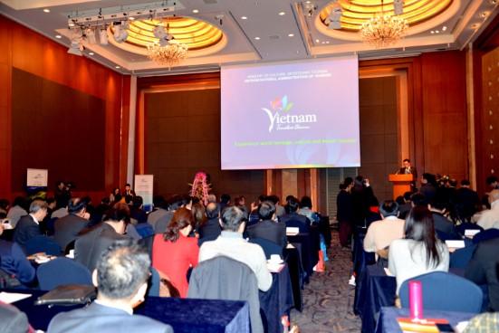 Tổ chức thành công Chương trình giới thiệu Du lịch Việt Nam tại Hàn Quốc