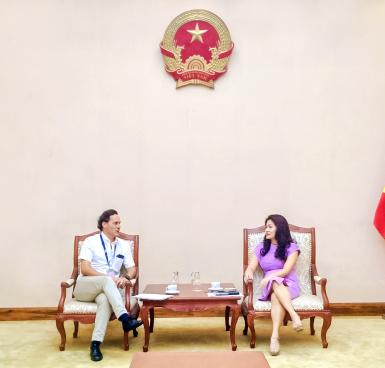 Hợp tác Việt Nam-EU về văn hóa, thể thao và du lịch hướng tới phát triển bền vững, tăng trưởng bao trùm, bình đẳng giới, bảo vệ môi trưởng