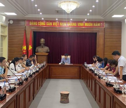 Tiểu ban Tuyên truyền-Văn hoá ASEAN 2020 họp phiên thứ 3