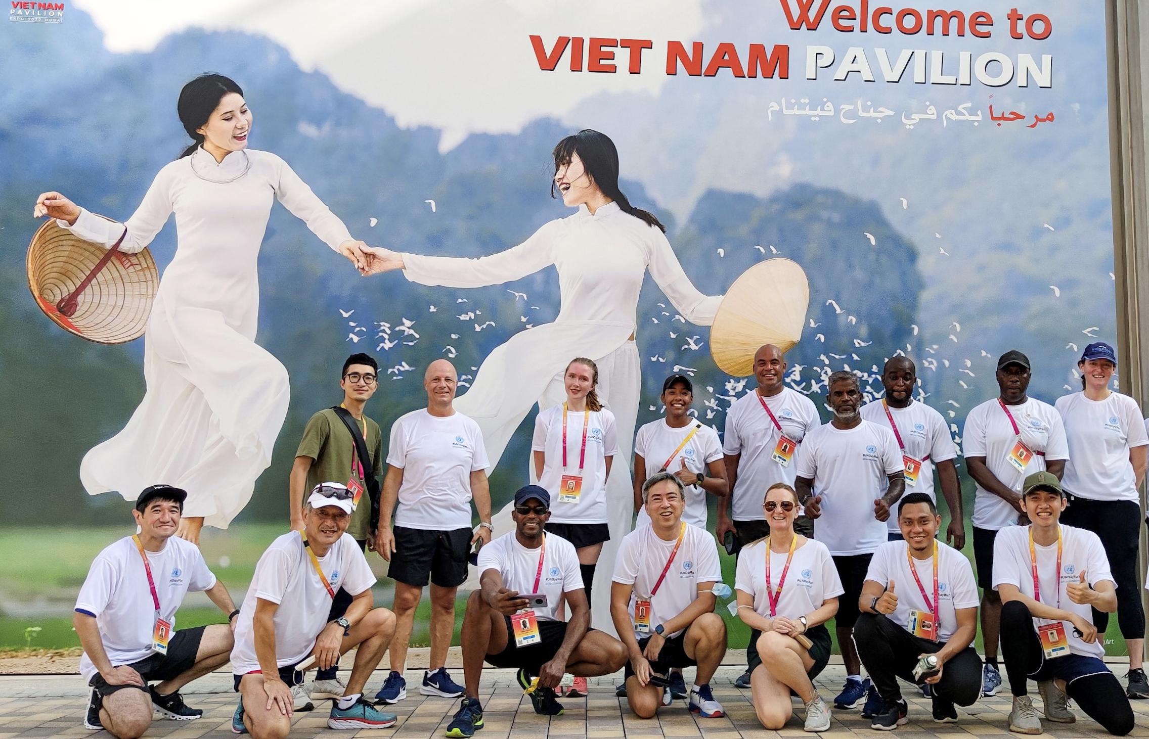 UN Day Run tại Expo Dubai: Cùng chạy, cùng hành động vì mục tiêu phát triển bền vững