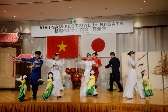 Lễ hội Việt Nam tại Niigata 2019 - Ảnh 4.